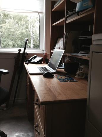 Leo's office