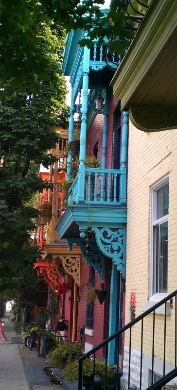 plateau balconies
